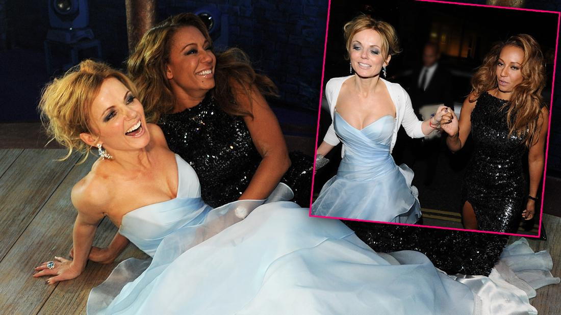 Mel B And Geri Horner Were Spice Girl Lovers