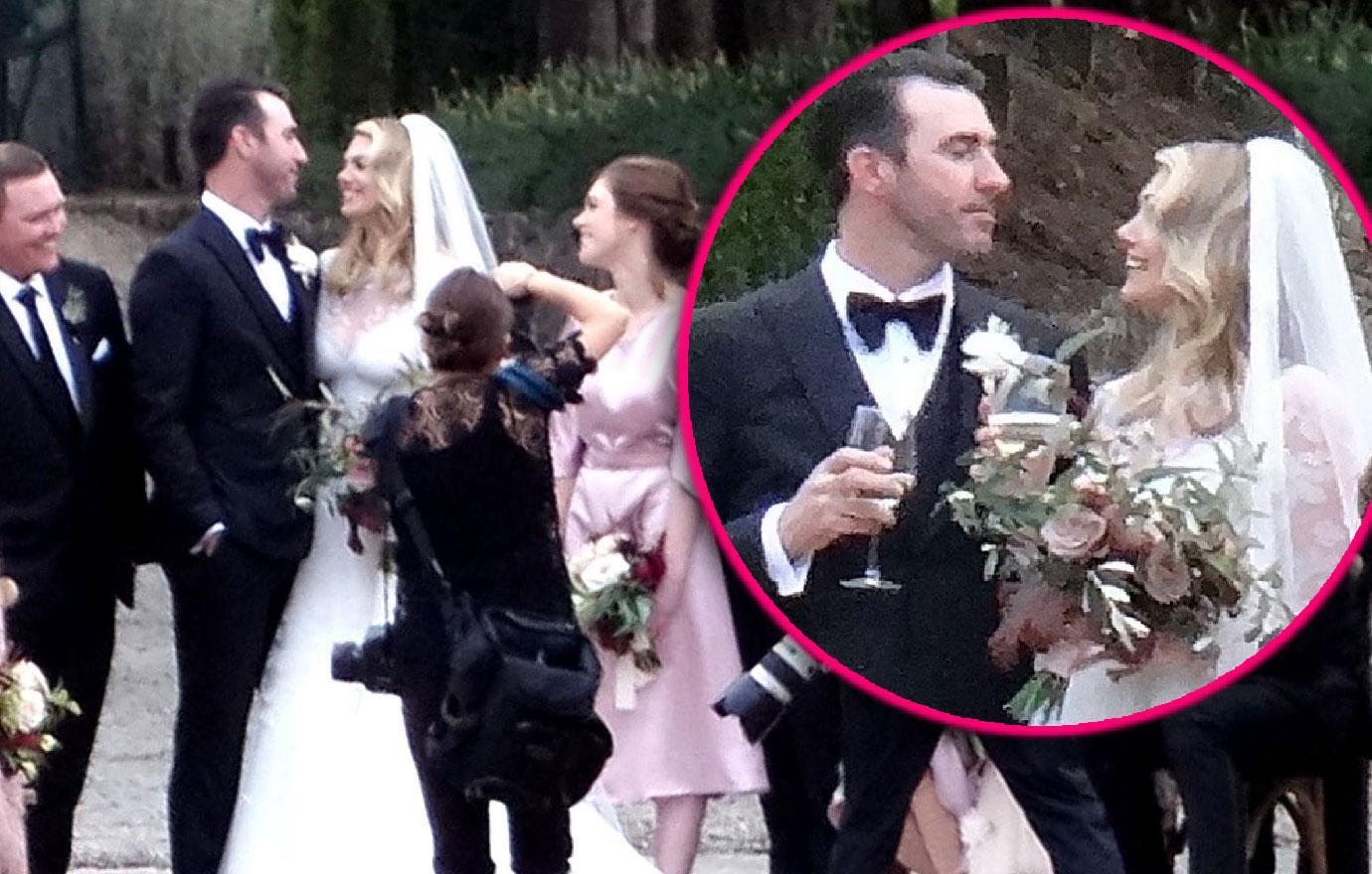 Justin Verlander Marries Kate Upton In Italy