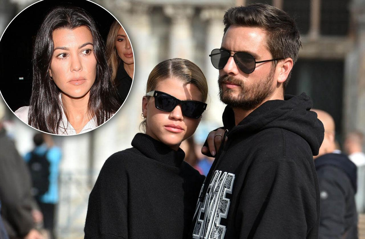 KUWTK Recap Kourtney Kardashian Slams Scott Disick Sofia Richie