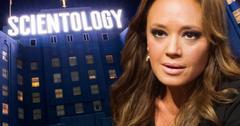leah remini scientology tv show letter