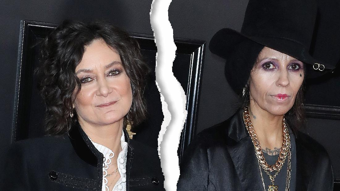 Sara Gilbert And Wife Linda Perry Split