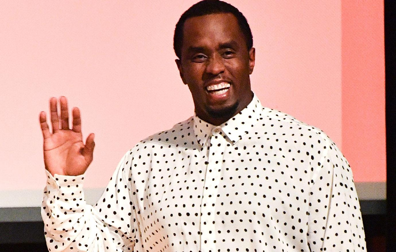 Sean Combs Changes Name To Brotherly Love