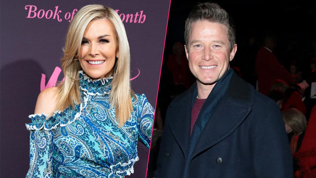 Tinsley Mortimer Spotted Cozying Up To Billy Bush On Sexy Night Out