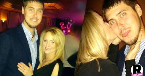 Leah Messer New Year's Eve Party