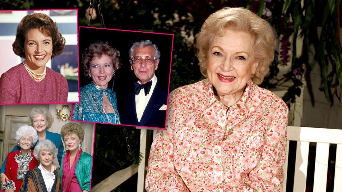 Boozehound Betty White Still Partying – Even At 98!