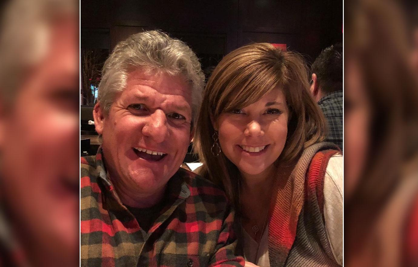 Matt Roloff's Girlfriend Caryn Chandler's Son Says He's Sober After Drug Nightmare