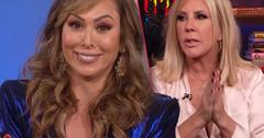 RHOC Kelly Dodd Vicki Gunvalson Feud Over