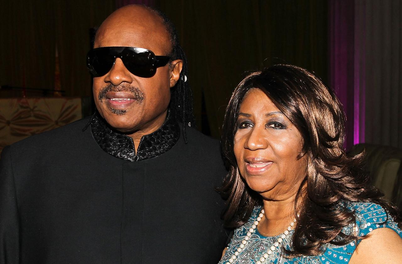Aretha Franklin – Stevie Wonder Remembers Legendary Singer