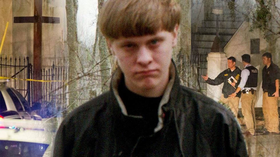 Dylann Storm Roof Arrested Charleston