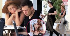Amber Heard Elon Musk Back Together