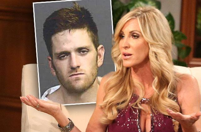 //RHOC Lauri Peterson Son Josh Waring Attempted Murder Charges Arraignment Details pp
