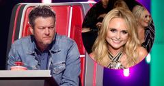 Blake Shelton Blindsided By Miranda Lambert Shock Wedding