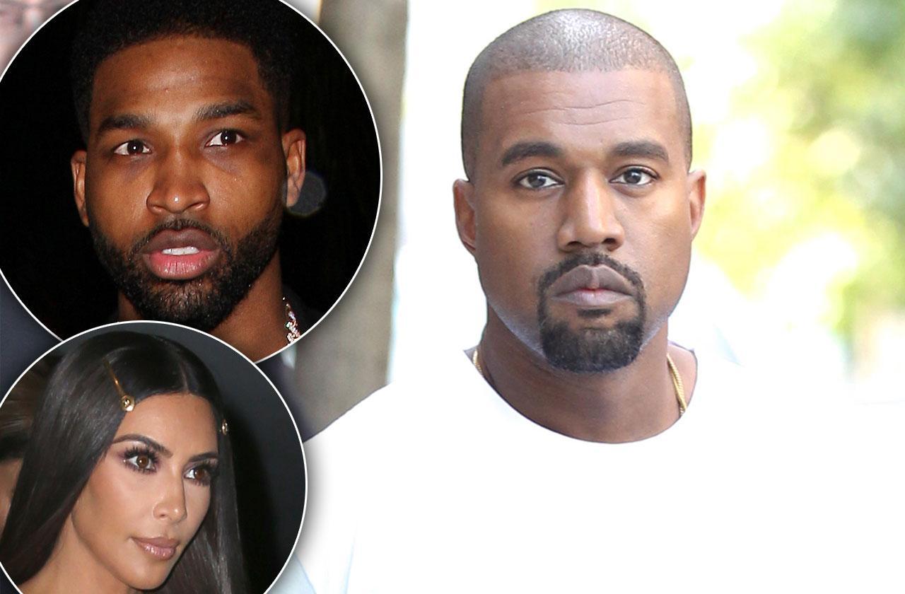 Kanye West Album Tristan Thompson Cheating
