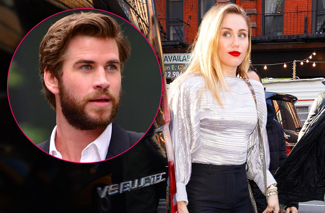 miley cyrus pregnant liam hemsworth first baby after secret wedding