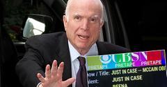 CBS Prepares John McCain Obituary Cancer