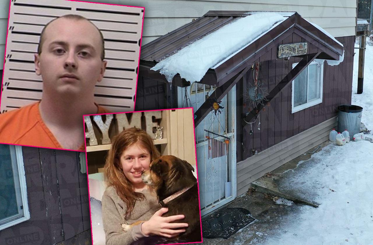 jayme closs kidnapper trapped bed christmas bash