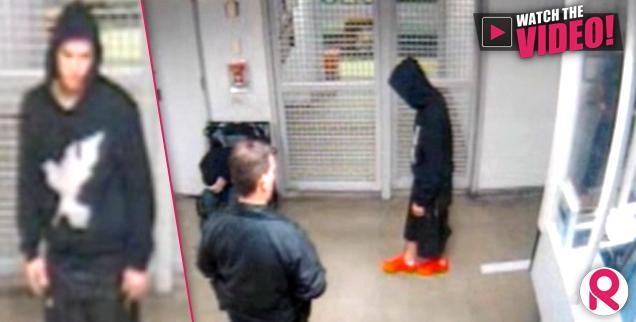 //new footage justin bieber sobriety test miami dui arrest wide