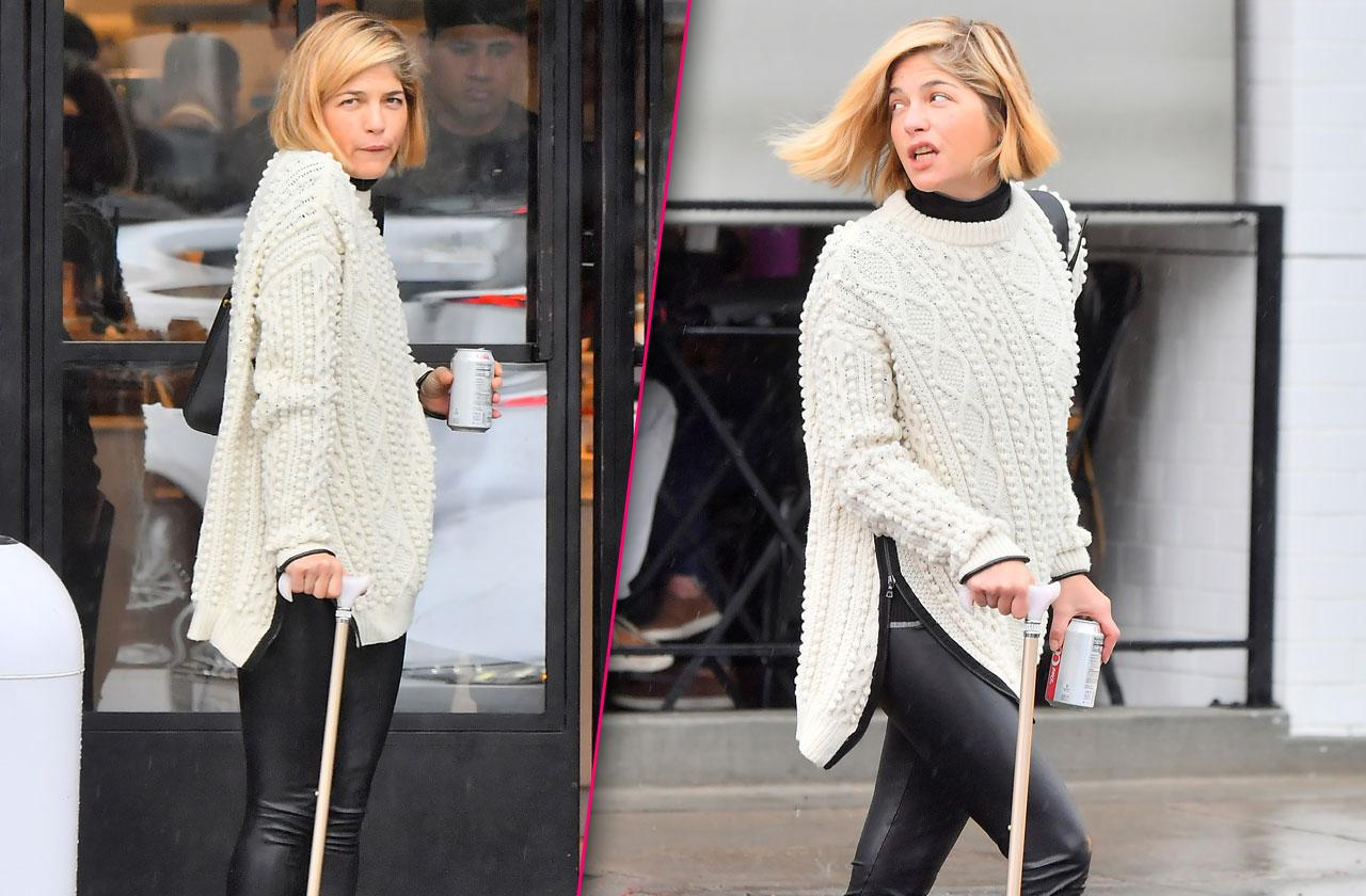Selma Blair Relies On Cane As Concerns Over Multiple Sclerosis Grow