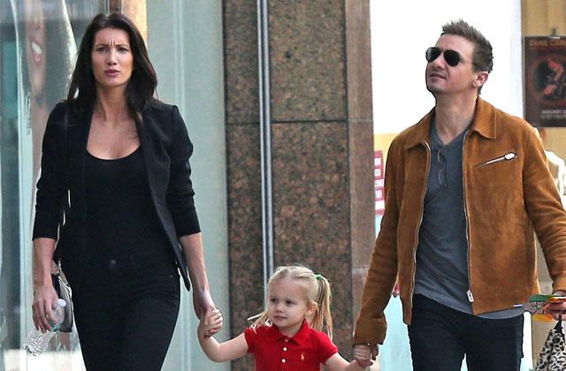 //jeremy renner ex wife sonni pacheco divorce fight daughter pp