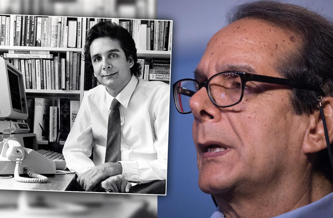 Charles Krauthammer – Fox News Contributor Dies From Cancer