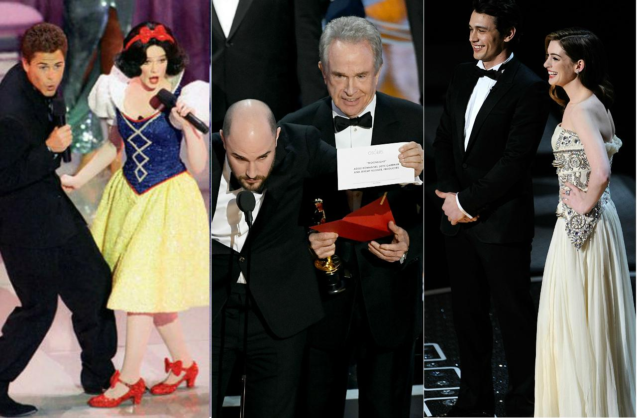 //Oscars Worst Mistakes