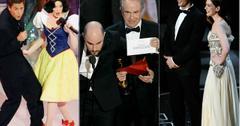 //Oscars Worst Mistakes