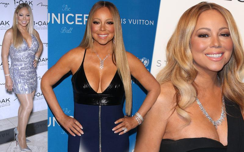 //Mariah Carey's 'Extreme' Pre Wedding Diet Revealed