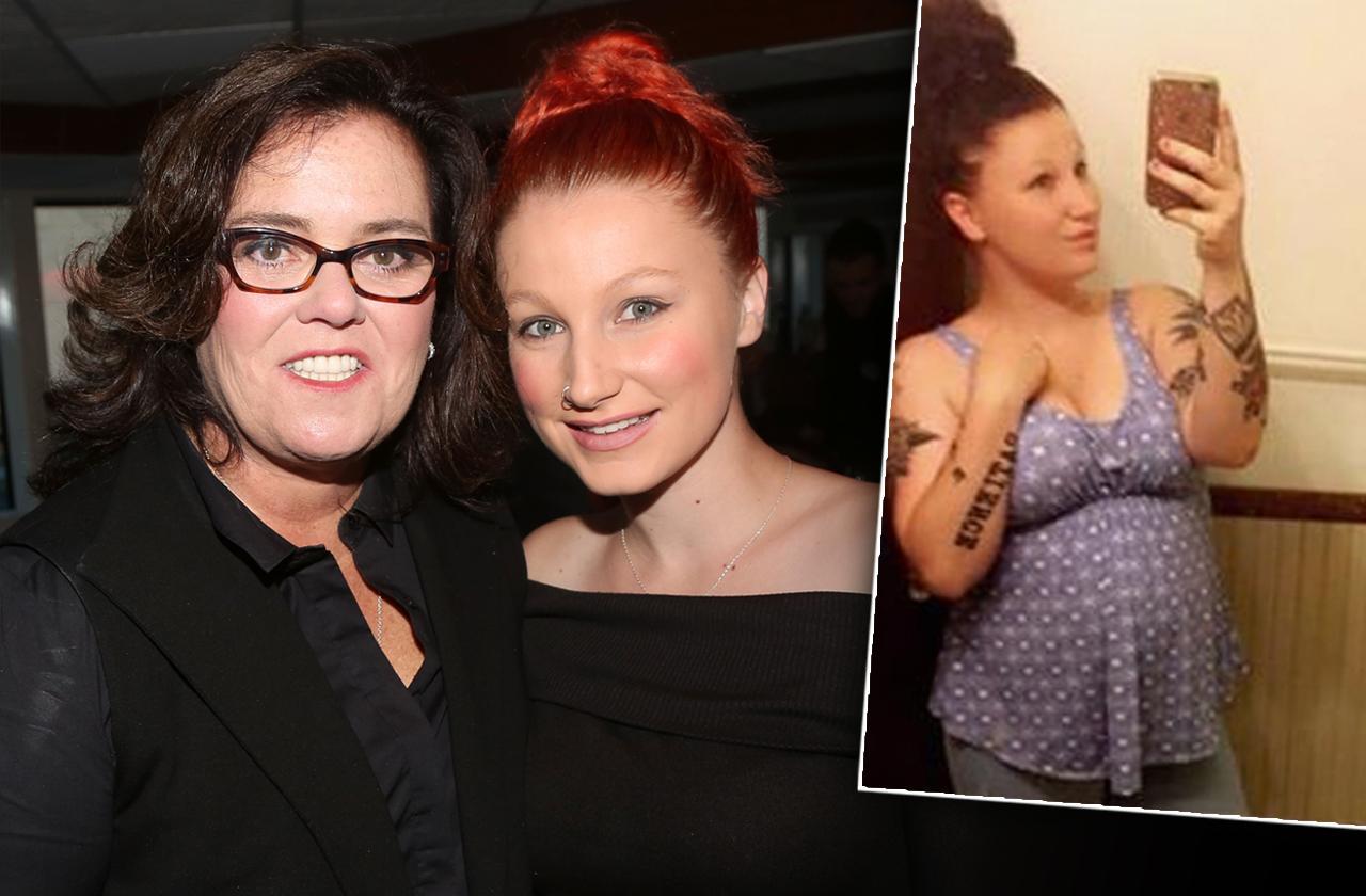 //Rosie Odonnell Daughter Chelsea Split Husband Pregnant Another Man pp