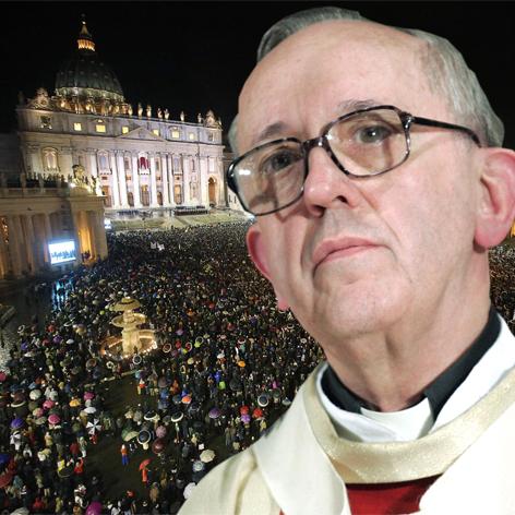 //pope francis i landov
