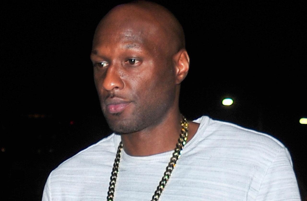 Lamar Odom Drugs Family Fears Relapse
