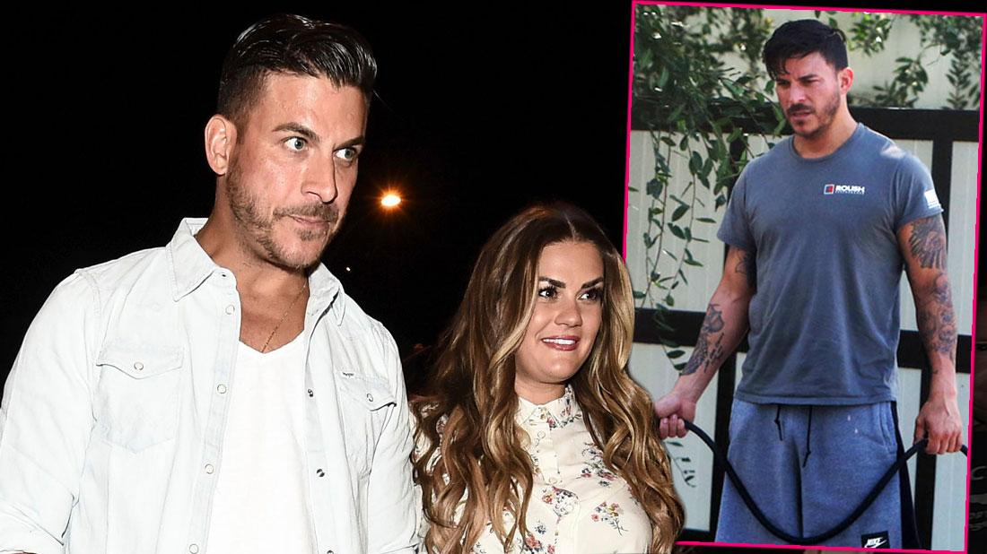 Jax Taylor and Britney Cartwright looking Right Inset Jax Taylor Without Wedding Ring