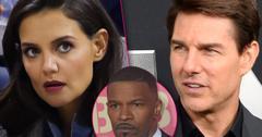 katie holmes dating jamie foxx tom cruise secret meeting
