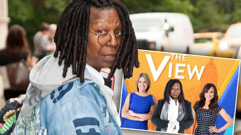 //whoopi goldberg the view abc executives secret meeting language pp