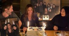 Caitlyn Jenner's 70 Birthday Party: Bruce Cake & Khloe Snub