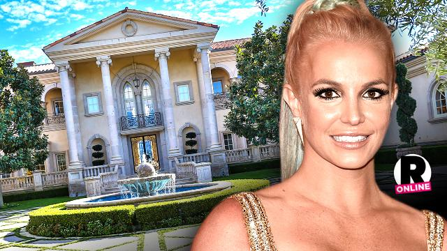 //britney spears mansion los angeles PP