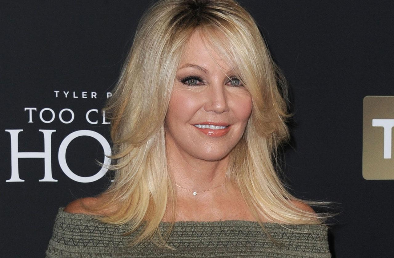 Heather Locklear Home Hospital Psychiatric Hold