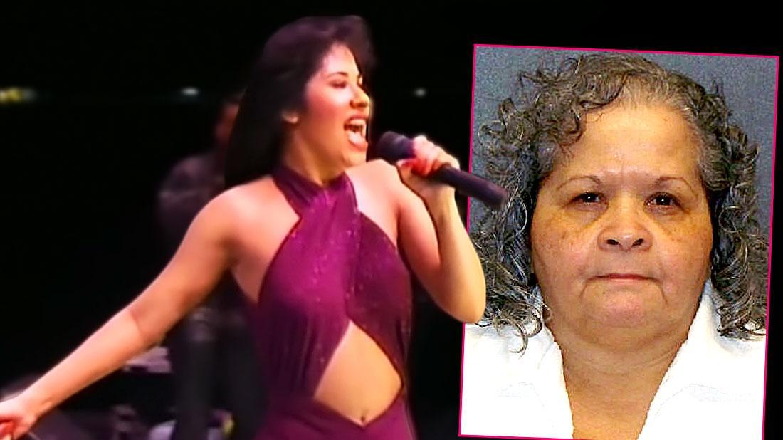 Selena Quintanilla's Killer Demands New Trial Accuses Prosecutor Of Hiding Evidence