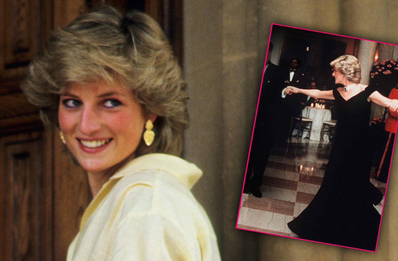 Princess Diana's Famous Friends