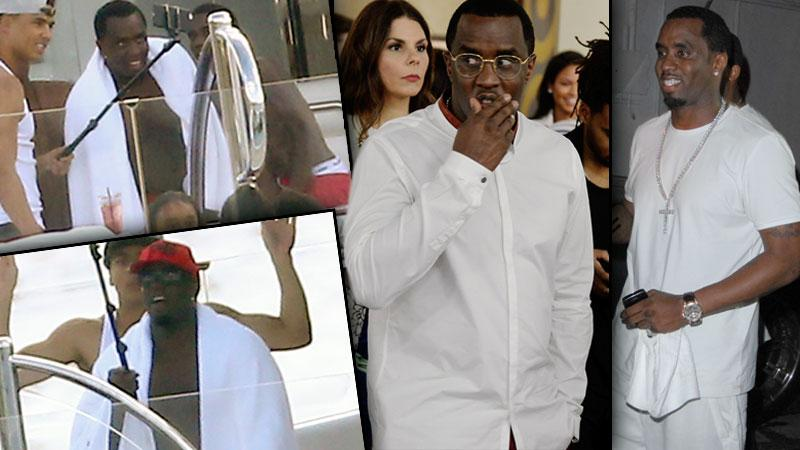 //p diddy weight gain