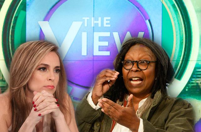 //whoopi goldberg the view jedidiah bila fight pp