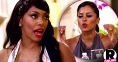 Porsha Williams Claudia Jordan