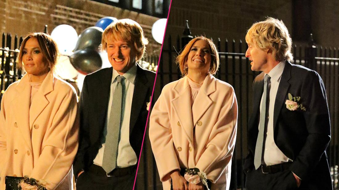 Owen Wilson Films With JLo Amid His Absent Dad Claims
