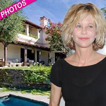 //meg ryan house bel air sale
