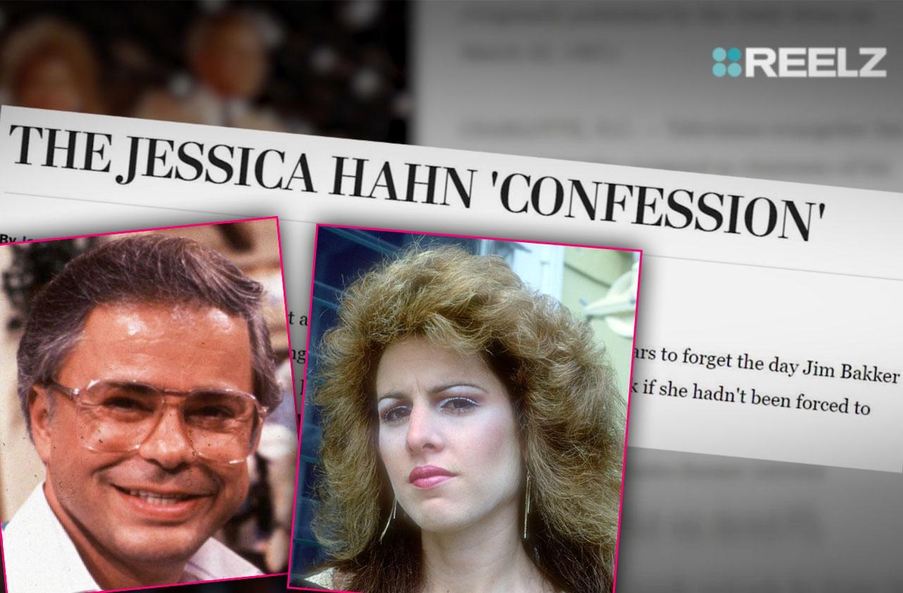 Televangelist Jim Bakker Jessica Hahn Affair