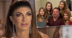 Teresa Giudice Worries About Joe's Deportation In 'RHONJ' Video