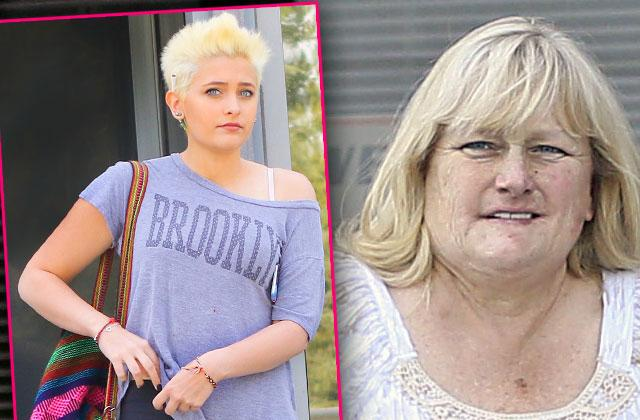 Paris Jackson's Mom Debbie Rowe Diagnosed With Cancer & Estranged From Daughter