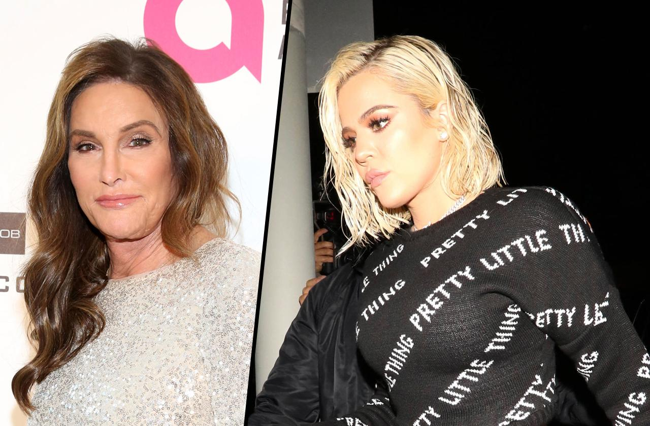 Caitlyn Jenner Sees Khloe As Door Back Into Kardashian Fold
