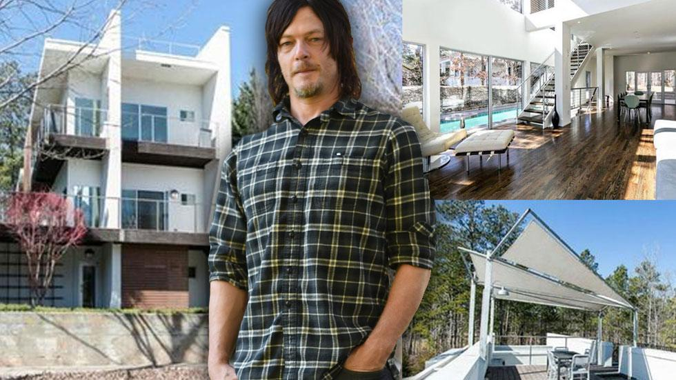 //norman reedus sells serenbe home pp