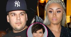 //rob kardashian blac chyna pregnant breakup clause contract filming pp