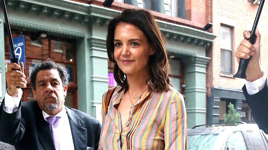 Escape From New York! 'Hippy' Katie Holmes Ditching City Living For Countryside